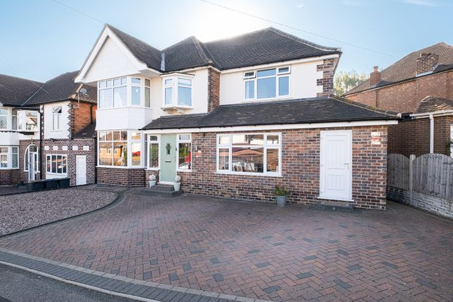 Thumbnail Detached house for sale in Sunnybank Road, Boldmere, Sutton Coldfield