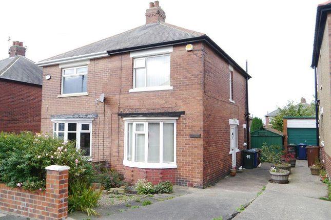 Semi-detached house for sale in Kinnaird Avenue, Denton Burn, Newcastle Upon Tyne