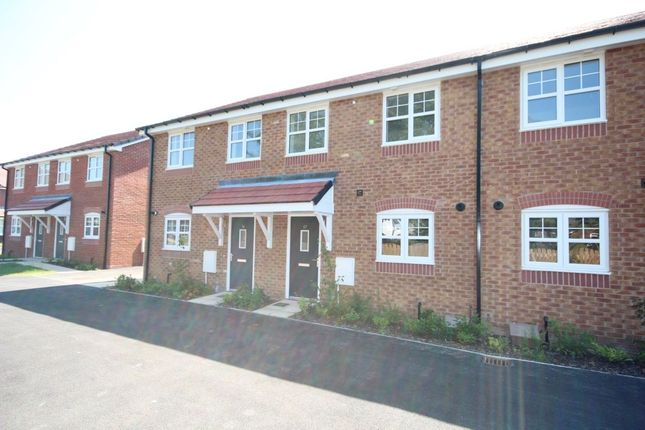 3 bed terraced house for sale in Lapwing Close, Claughton-On-Brock, Preston