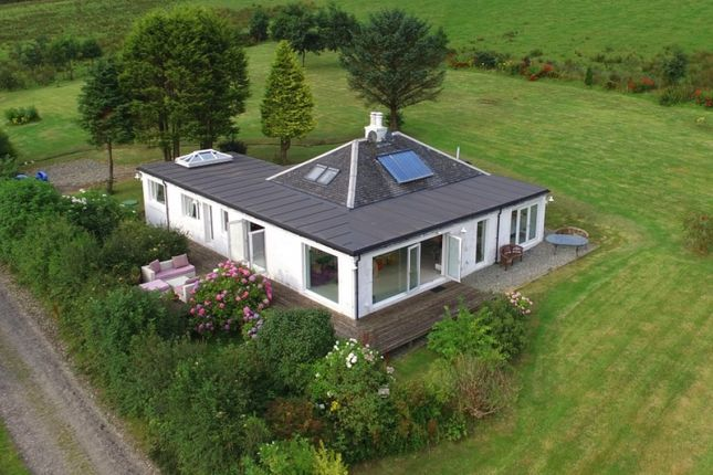 Thumbnail Bungalow for sale in Auchafour Cottage, Toward, Dunoon