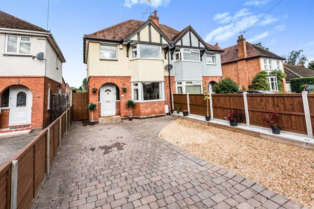Thumbnail Semi-detached house for sale in Comer Gardens, Worcester