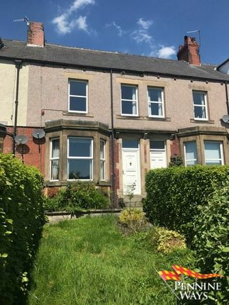 Thumbnail Terraced house for sale in Wydon Avenue, Haltwhistle