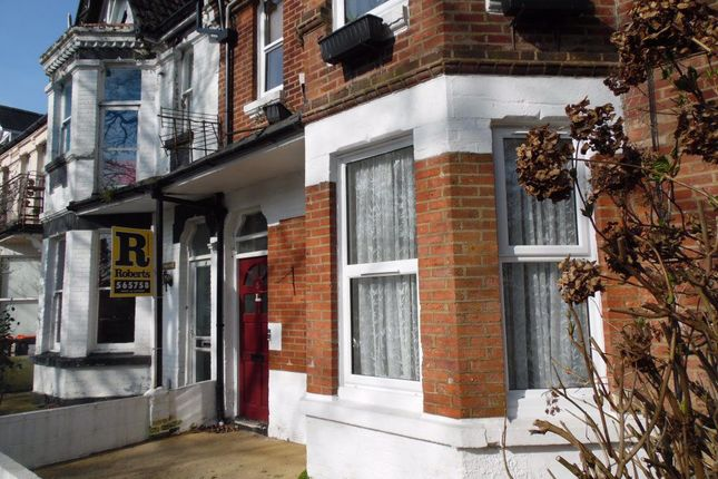 Thumbnail Flat to rent in Churchill Road, Boscombe, Bournemouth