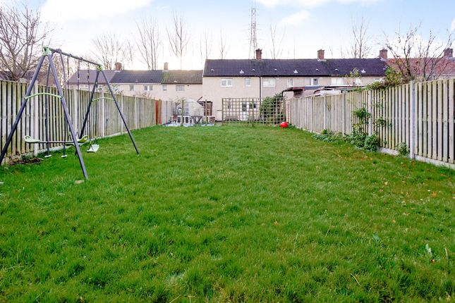 Thumbnail End terrace house for sale in Westfield Walk, Liverpool