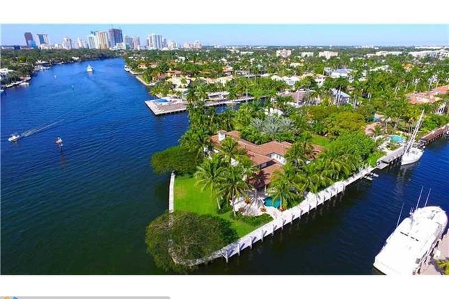 Thumbnail Property for sale in 650 San Marco Dr, Fort Lauderdale, Fl, 33301