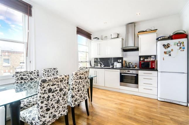 Thumbnail Flat to rent in Hormead Road, Westbourne Park