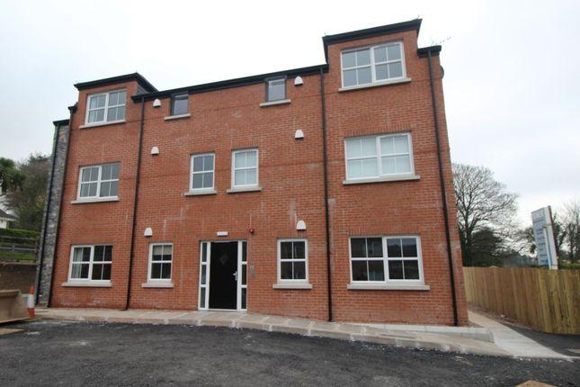 Thumbnail Flat for sale in Ballycullen Halt, Scrabo Road, Newtownards