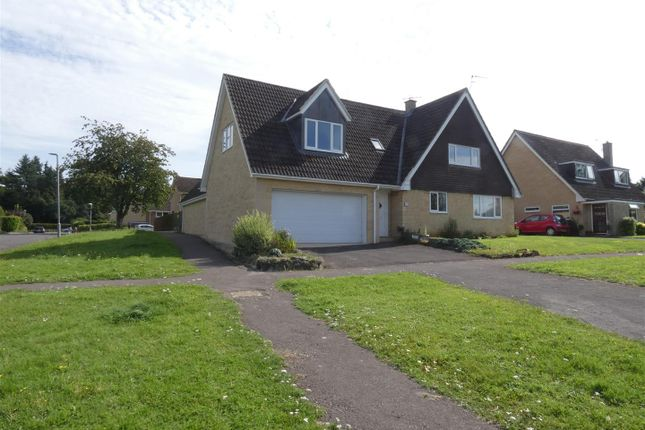 Thumbnail Detached house for sale in Fitzmaurice Close, Derry Hill, Calne