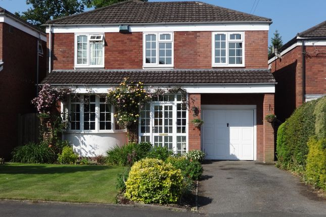 Thumbnail Detached house for sale in Nursery Road, Cheadle, Greater Manchester