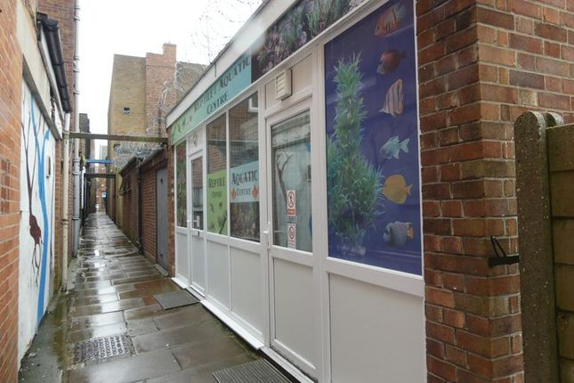 Retail premises for sale in King Street, Great Yarmouth