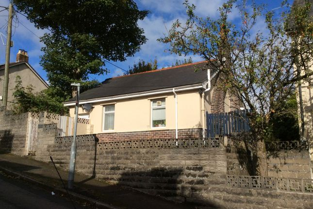 Thumbnail Detached bungalow for sale in Tredegar Road, Ebbw Vale