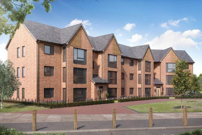"Thumbnail Flat for sale in ""Foxton 1"" at Beggars Lane, Leicester Forest East, Leicester"