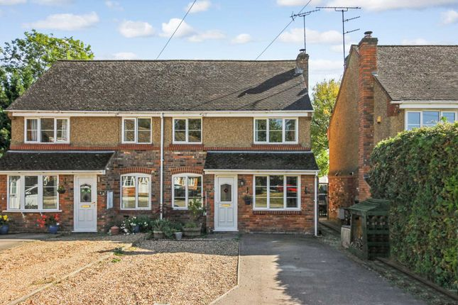 Thumbnail Semi-detached house to rent in Church View, Long Marston, Tring