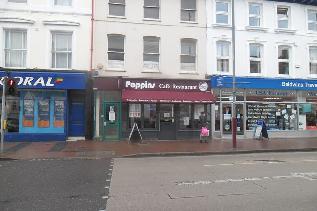 Thumbnail Restaurant/cafe to let in Grosvenor Road, Tunbridge Wells, Kent