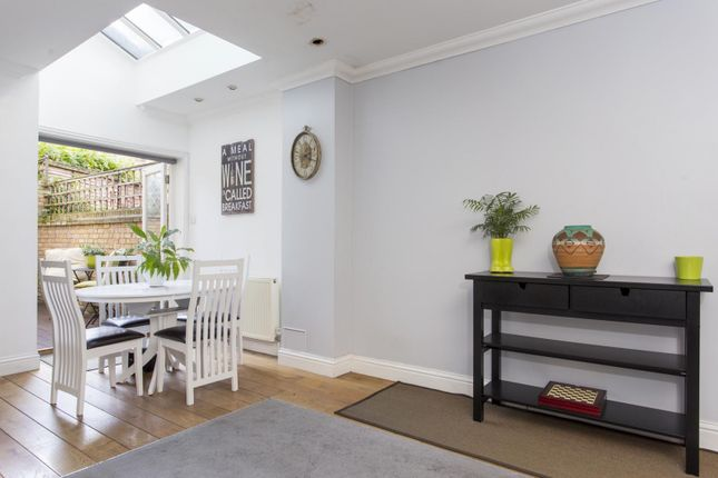 Dining Area of Clarence Way, London NW1