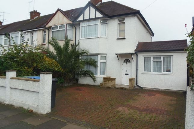 Thumbnail Semi-detached house for sale in Greenwood Avenue, Enfield