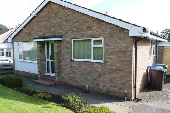 Thumbnail Bungalow to rent in Ashburn Rise, Scarborough