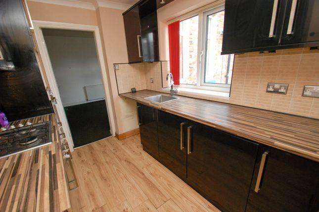 Kitchen of Stoddart Street, South Shields NE34