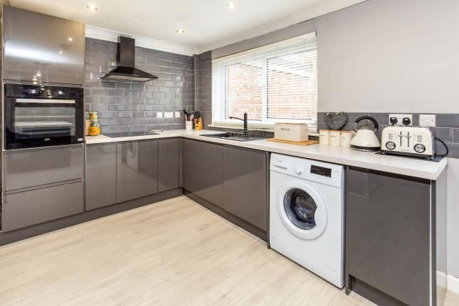 Kitchen of Belbrough Close, Hutton Rudby, Yarm TS15