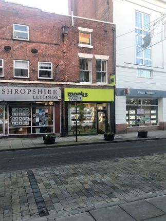 Thumbnail Office to let in Shoplatch, Shrewsbury