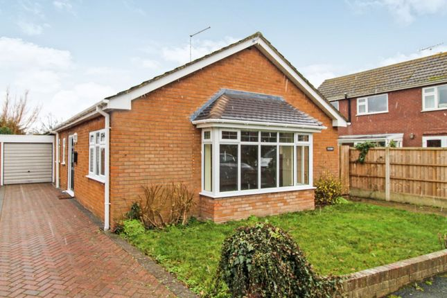 Thumbnail Detached bungalow for sale in Crab Tree Lane, Wem