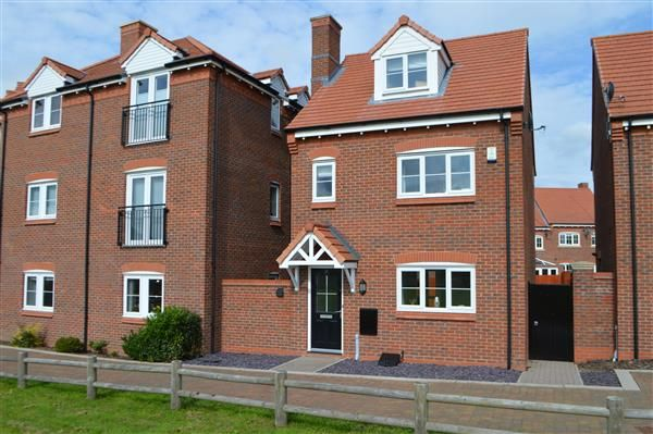 Thumbnail Detached house for sale in Sampson Close, Eaves Green, Chorley