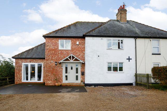 Thumbnail Semi-detached house for sale in Molesworth, Huntingdon