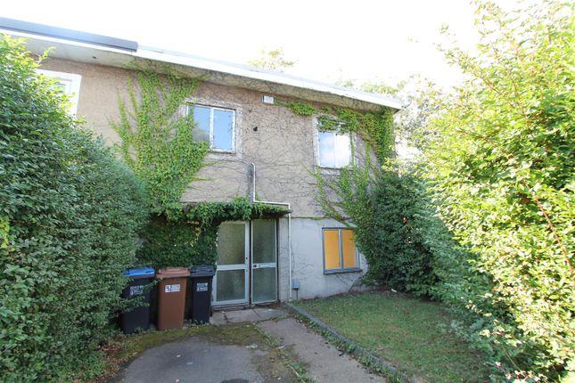 Thumbnail End terrace house for sale in Grove Lea, Hatfield