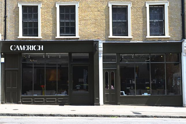 Thumbnail Retail premises to let in St. John Street, London