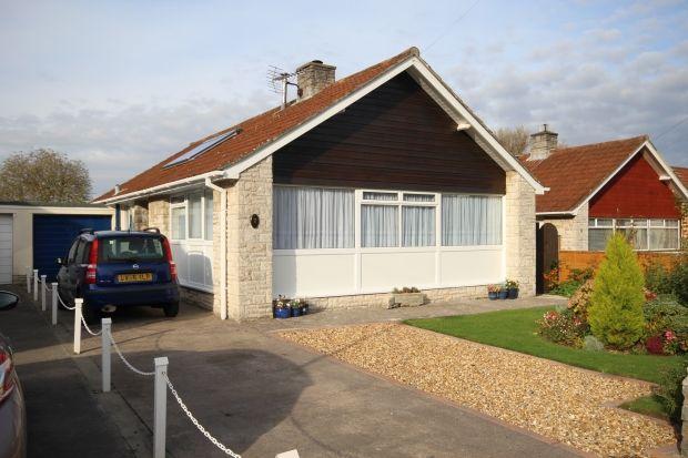 Thumbnail Detached bungalow for sale in Causeway Close, Woolavington, Bridgwater