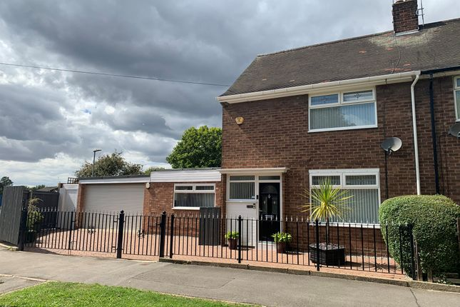 Thumbnail End terrace house for sale in Parthian Road, Hull
