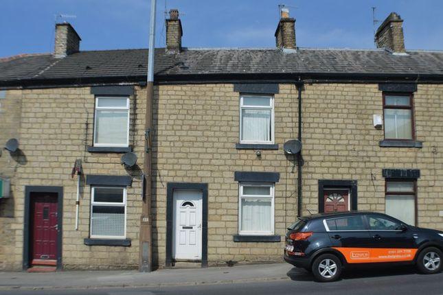 Thumbnail Terraced house for sale in Off, Grove Road, Millbrook, Stalybridge