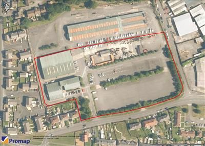Thumbnail Land for sale in Heol Y Gors, Townhill, Swansea