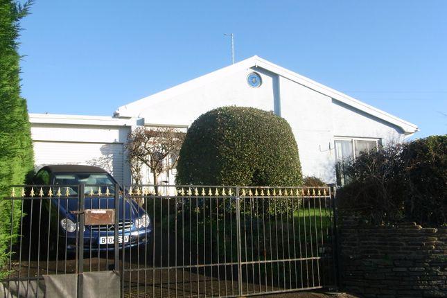 Thumbnail Detached bungalow for sale in Castle Ditty Lane, Reynoldston, Gower, Swansea