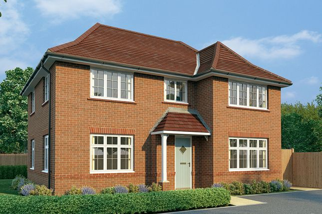 "Thumbnail Detached house for sale in ""Shaftesbury"" at Salisbury Road, Marlborough"