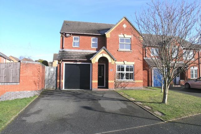 Thumbnail Detached house for sale in Brierley Hill, Clockfields, Lorrainer Avenue
