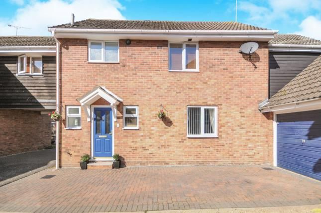 Thumbnail Link-detached house for sale in Kynaston Place, Witham
