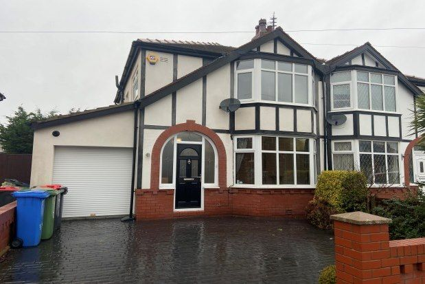 3 bed semi-detached house to rent in Knowle Avenue, Thornton-Cleveleys FY5