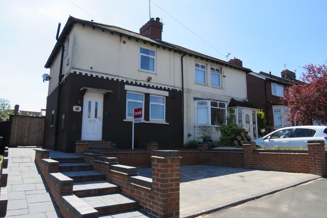 Thumbnail Semi-detached house for sale in Bristnall Hall Lane, Oldbury