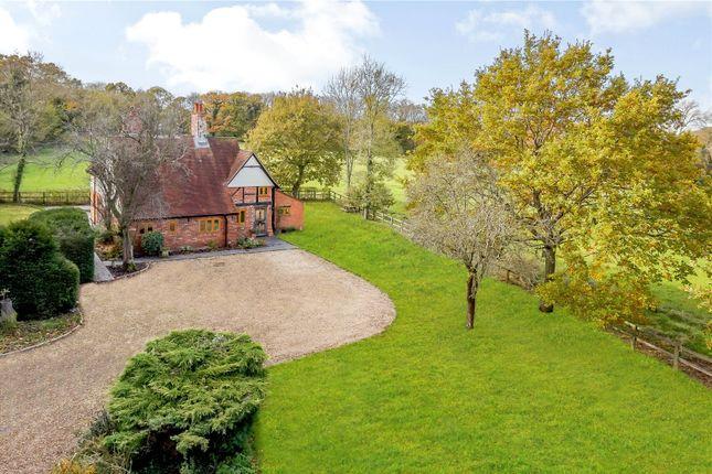Thumbnail Detached house for sale in Goring Lane, Goddards Green, Reading