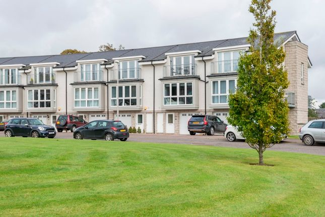 Thumbnail Town house to rent in Woodlands Terrace, Cults, Aberdeen