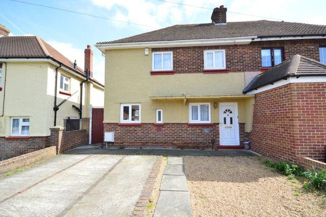 Thumbnail Terraced house to rent in Haynes Road, Northfleet, Gravesend