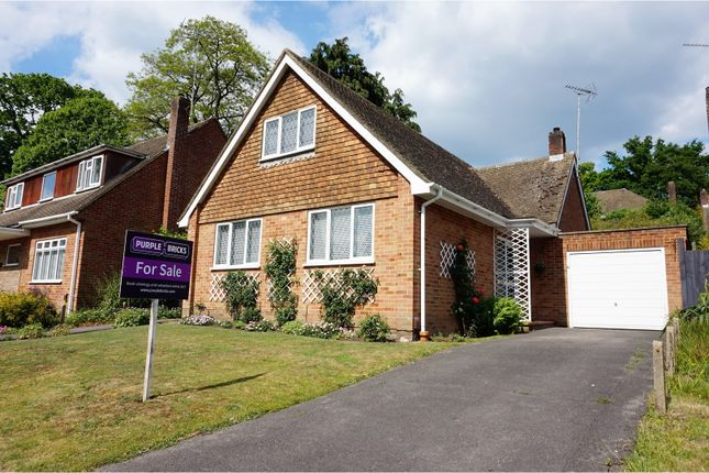 Thumbnail Detached house for sale in Newlands, Fleet