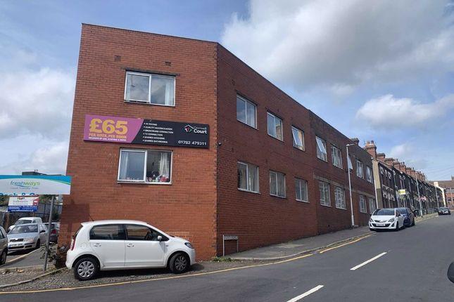 Thumbnail Land for sale in Ephraim Street, Stoke-On-Trent, Staffordshire