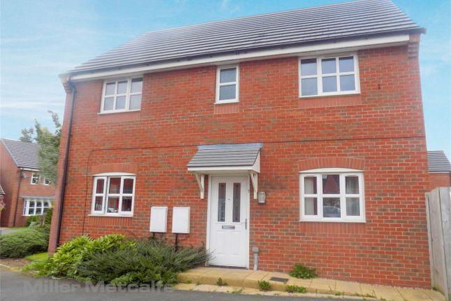 Thumbnail Flat for sale in Tallies Close, Abram, Wigan, Lancashire