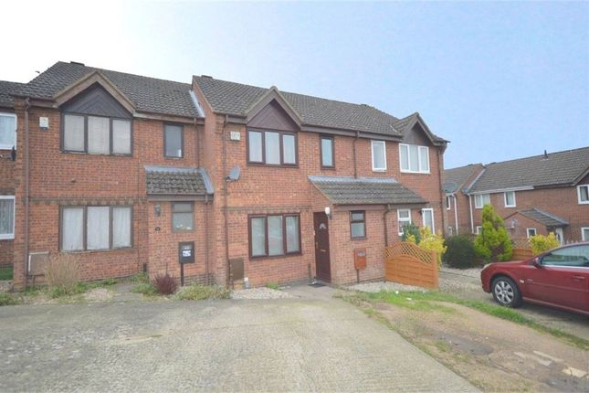 Thumbnail Terraced house to rent in 12 Mellish Road, Overslade, Rugby, Warwickshire