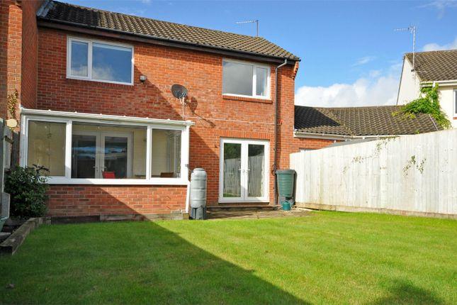 3 bed terraced house for sale in Charlton Park, Cheltenham, Gloucestershire