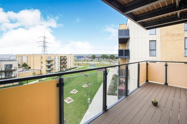 Balcony Views of 5 Handley Page Road, Barking, Essex IG11