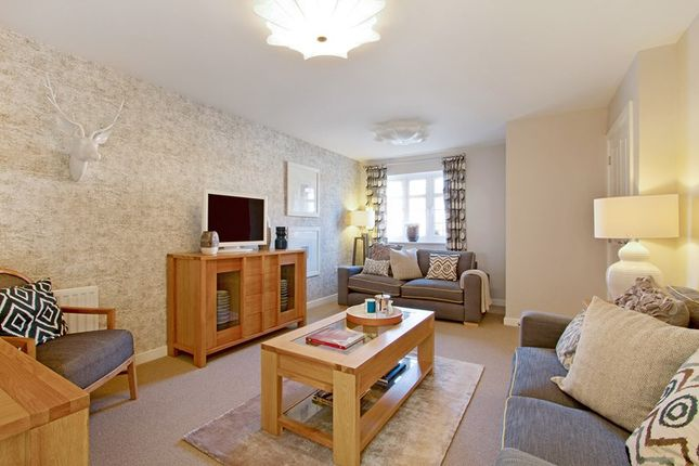 Thumbnail End terrace house for sale in New Cardington, Condor Boulevard, Bedford