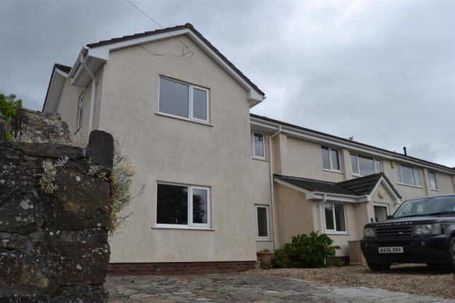 Thumbnail Semi-detached house to rent in Abbey Road, Pilton, Barnstaple